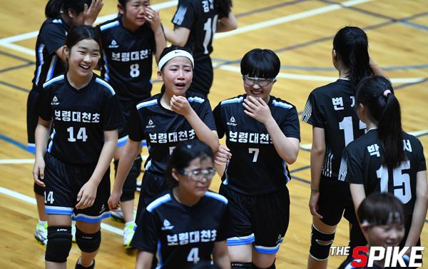 [포토화보] 2019 홍천 전국 유소년 클럽 배구대회, 보령 대천초 우승 화보