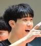 """[U-리그] 큰 부담 속 4학년 맞은 경기대 임재영 """"재밌게 마지막 보내야죠"""""""